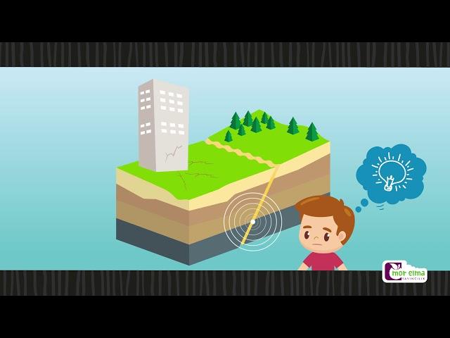 Deprem - Afet Eğitimi - Okul Öncesi Eğitim