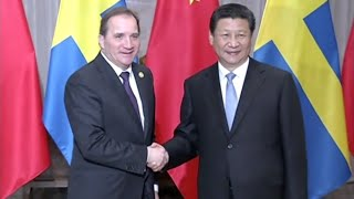 China, Sweden to Enhance Partnership in Green Economy