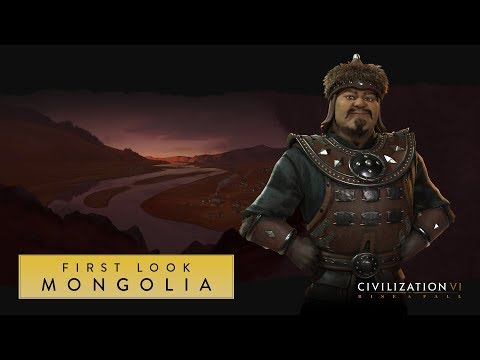 Civilization VI: Rise and Fall – First Look: Mongolia