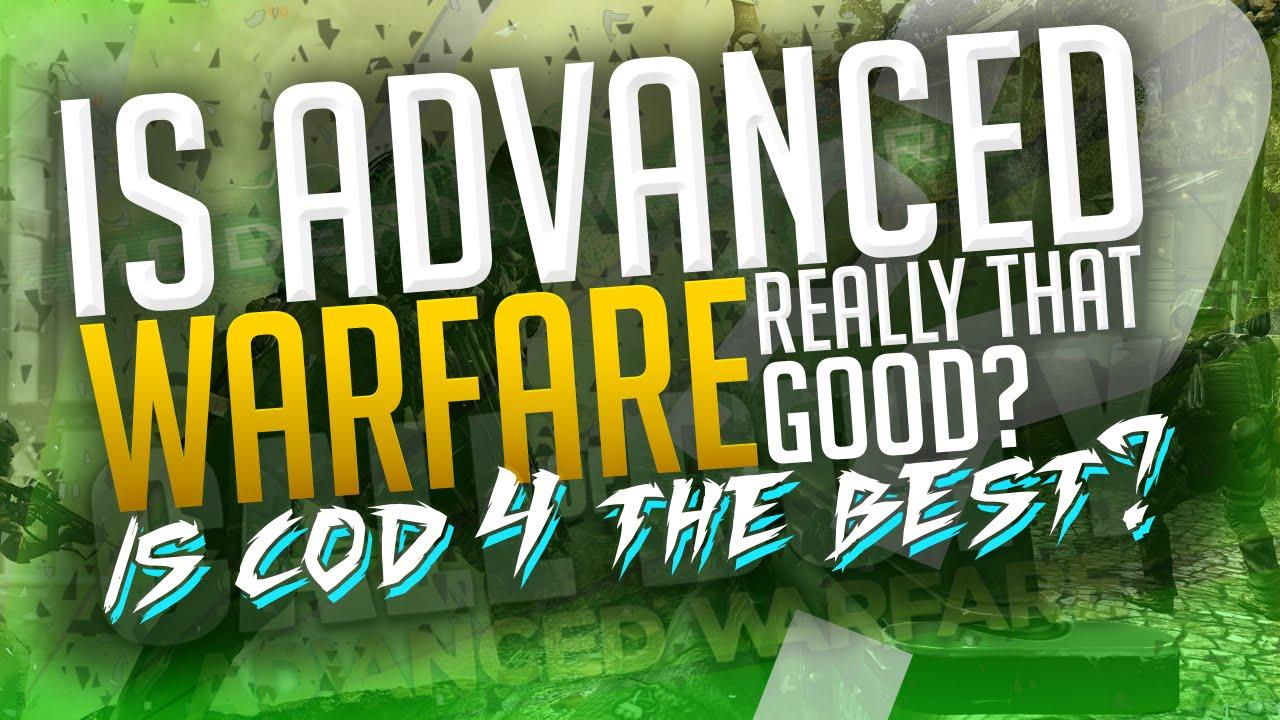 Is Advanced Warfare The Best Call of Duty?