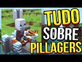 TUDO SOBRE O NOVO MOB DO MINECRAFT PE 1.9.0.0 VILLAGE E PILLAGE - PILLAGERS MCPE 1.9+