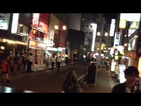 Nightlife in Niigata! (Japan)