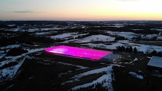 Superior Fresh - Largest Aquaponics Facility in the World Uses LumiGrow LED Grow Lights