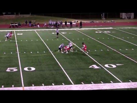 Colleyville Lacrosse JV Red vs Cedar Park JV