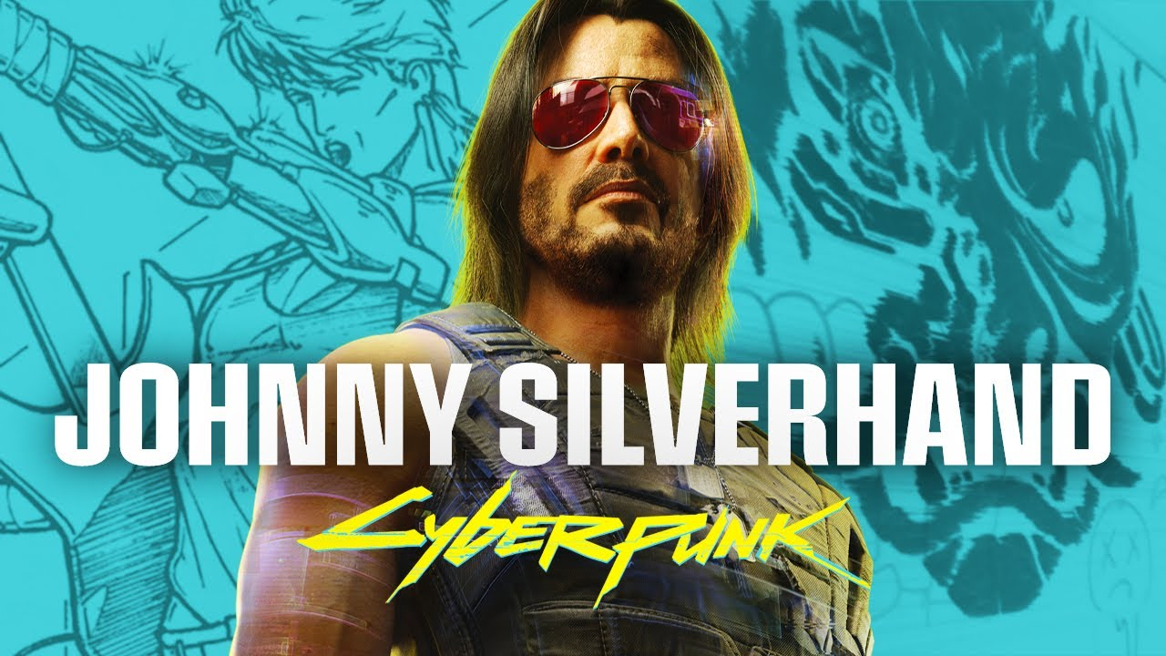 Cyberpunk 2077 Lore | Johnny Silverhand's Rise To Fame