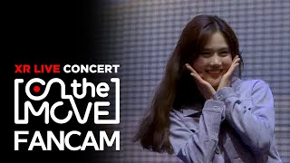 [XR콘서트 On the move] 오마이걸 효정 직캠 'Dolphin' (OH MY GIRL HYOJUNG FANCAM)