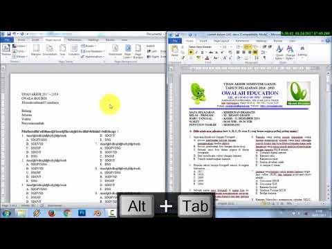 ttr-ms-word-bajakan-contoh-membuat-soal-ujian-2-kolom-pada-ms-word-di-perusahaan