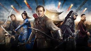 """Обзор х/ф """"Великая стена""""  The Great Wall (2016) БЕЗ СПОЙЛЕРОВ!!!"""