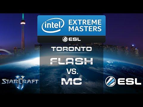 Flash vs. MC (TvP) - IEM Toronto 2014 - Group D - StarCraft 2