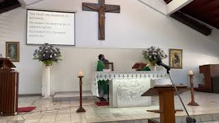 Mass, Twelfth Sunday in Ordinary Time 2021