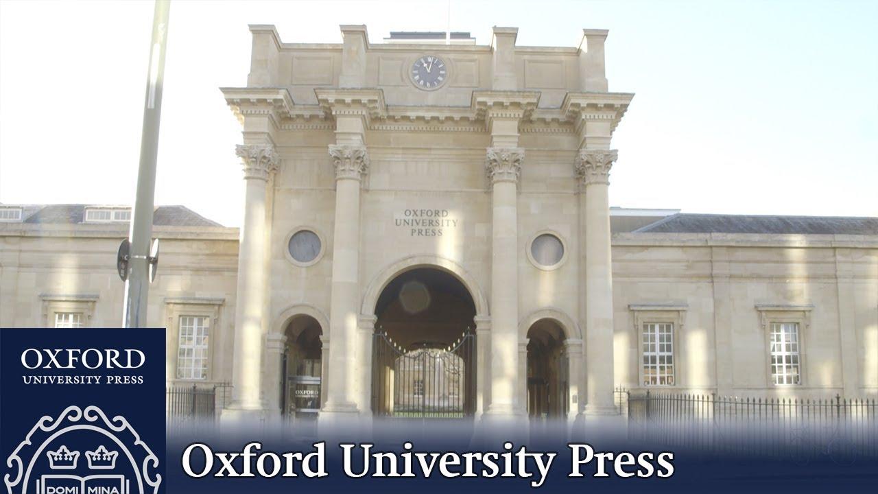 We Are Oxford University Press