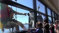 Super Heroes Visit Nemours Children's Clinic, Jacksonville