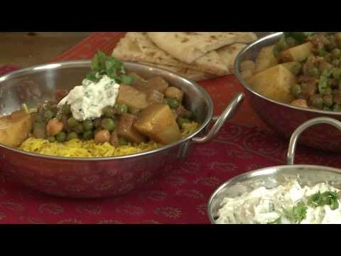 How to Make Spicy Potato Curry   Vegan Recipes   Allrecipes.com