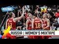 Russia | Women's Mixtape | FIBA 3x3 World Cup 2018