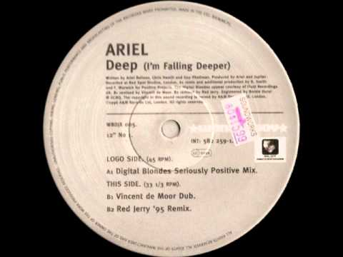 "Ariel ""deep""( im falling deeper) (The Digital Blonde"