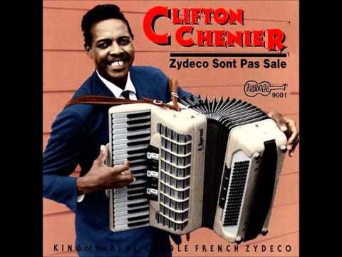 Clifton Chenier - Breaux Bridge Waltz