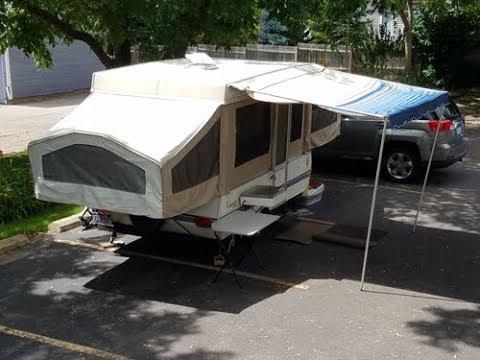 How to Set Up a Flagstaff Pop Up Camper - Tips, Tricks & Hacks