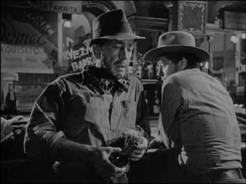 "Reflections on ""The Treasure of the Sierra Madre"""