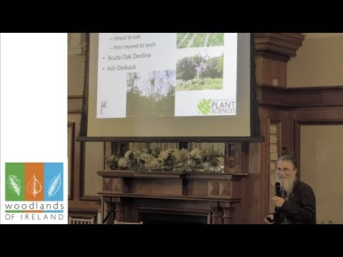 Dr. Keith Kirby - Woodlands of Ireland Conference 2018