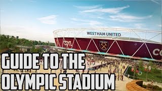 Guide To The Olympic Stadium (PubTour) Part 1