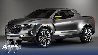 Hyundai Confirms Pickup, Ford Mustang Mach-E - Autoline Daily 2718