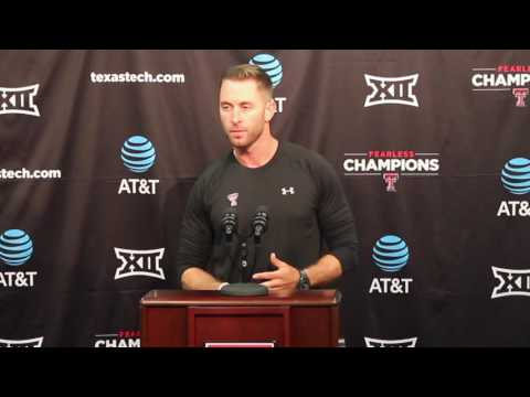 Kliff Kingsbury Reacts to