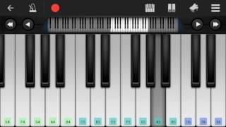 Asal Kau Bahagia - Armada Perfect Piano Cover