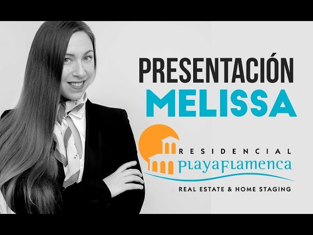 Presentación de Melissa