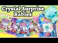 Crystal Surprise Babies Blind Bags Series1 - Kawaii Cute Animal Mini Figures
