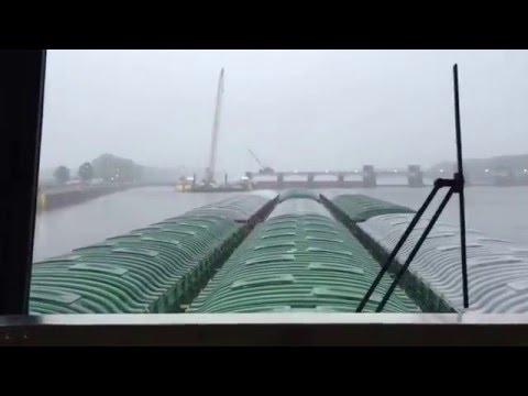 Upper Mississippi River video