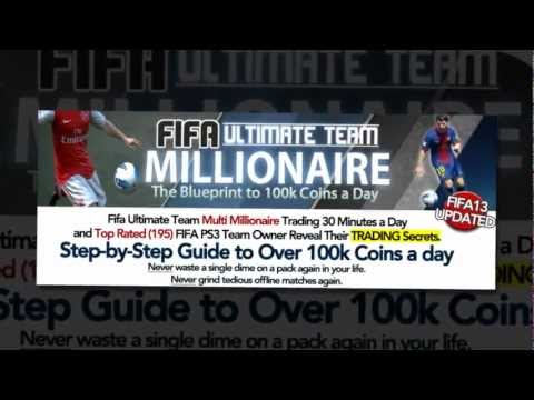 Best FIFA 13 Coins Guide - NEVER Spend Money On Pack Again!
