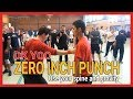 Zero inch punch(Use your spine and gravity) - DK Yoo