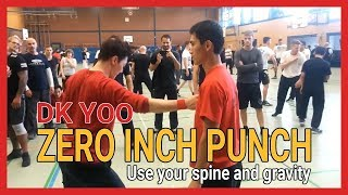Zero inch punch(Use your spine and gravity) - DK Yoo thumbnail
