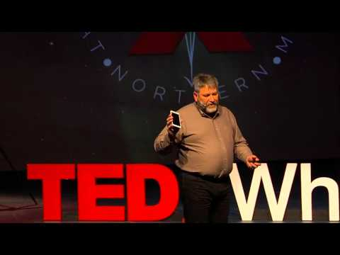VR-The Next Big Thing | Keith Brown | TEDxWhitefish