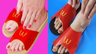 Trying 23 LIFE HACKS MCDONALD'S DIDN'T EVEN KNOW EXISTED by 5 Minute Crafts