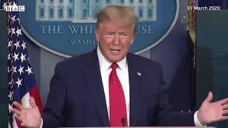 News Today   How Trump's attitude toward coronavirus has shifted   USA News Today   Covid 19 2020 US