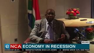 Finance Minister Nhlanhla Nene on Africa-China summit