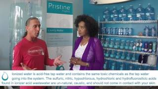 PristineHydro - What's Wrong with Your Water? Ionizers, Reverse Osmosis and Acid Rain Exposed!