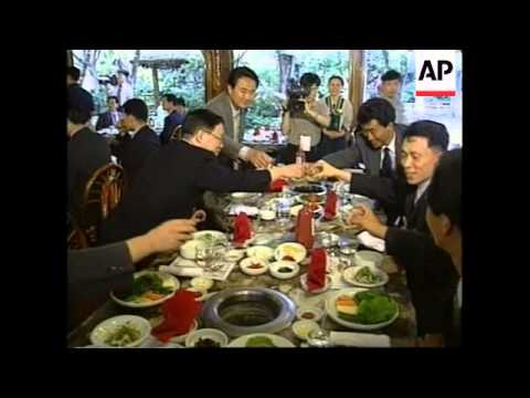 SOUTH KOREA: NORTH KOREA DELEGATION IN TALKS