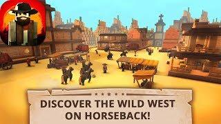 Cowboy Craft Gun Duel Cowboy Games West Gunsmoke Android Gameplay HD