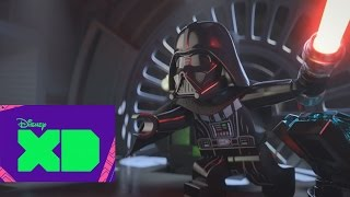Lego Star Wars - Minipelícula 2015 - Episodio 8: Duelo Final