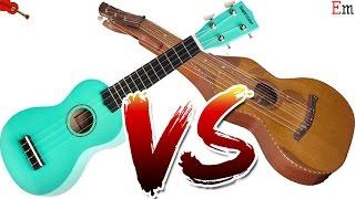 видео Гавайская гитара — инструмент или украшение?