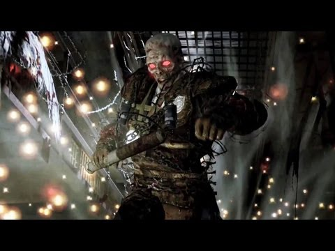 """Call of Duty Mob of the Dead """"Where Are We Going ?"""" Exclusive PS3 Trailer"""