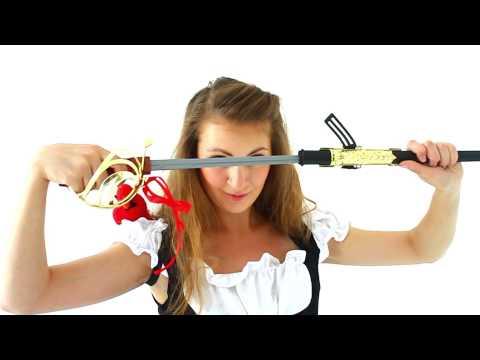 Костюм пиратки для девушки