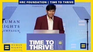 Time to Thrive  2020: HRC YouthAmbassador Armando Hernandez YouTube Videos