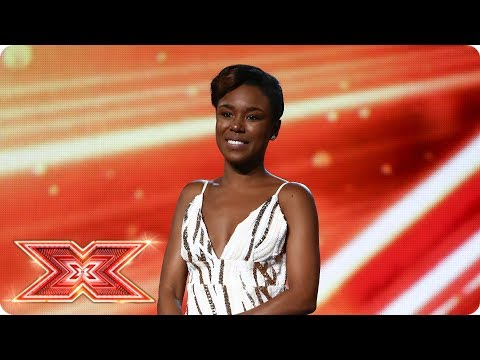 Deanna makes everyone happy with an Ed Sheeran cover | Boot Camp | The X Factor 2017