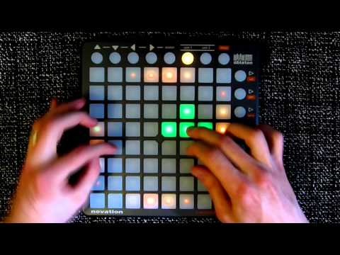 Paul Holod - Scary Monsters And Nice Sprites (Skrillex Live Launchpad Cover) + Project File