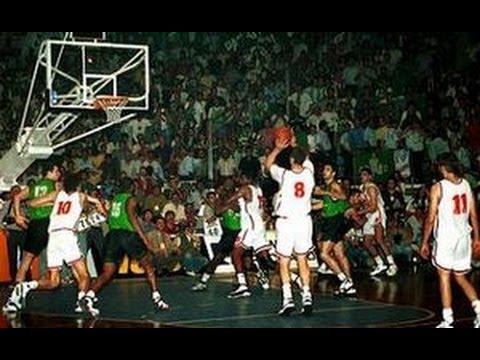 Olympiacos vs Joventut Badalona 57-59 Euroleague 1994 Final