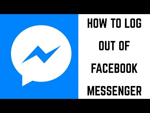 How To Log Out Of Facebook Messenger On IPhone, IPad, Or Android
