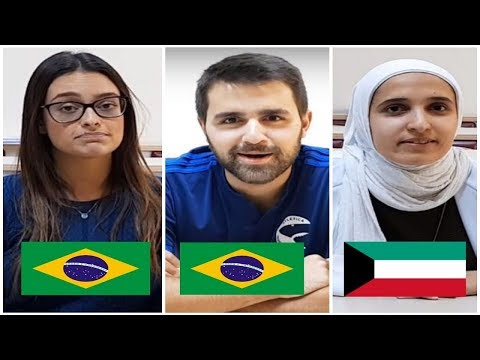 Yabancıların gözünden Türkiye'deki tıp eğitimi (Medical Education İn Turkey)